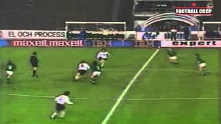 1/32 Кубок УЕФА 1990/1991 ГАИС-Торпедо Москва 1-1
