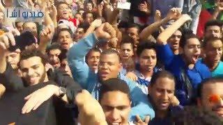 بالفيديو مرتضى منصور يوزع دعاوى للجماهير لحضور مبارة الزمالك وشبيبة بجاية
