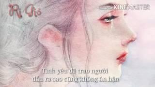 Yêu Một Người Không Sai - Mai Fin [Lyrics]