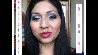 Maquillaje de Noche colores azules - malir15 Thumbnail