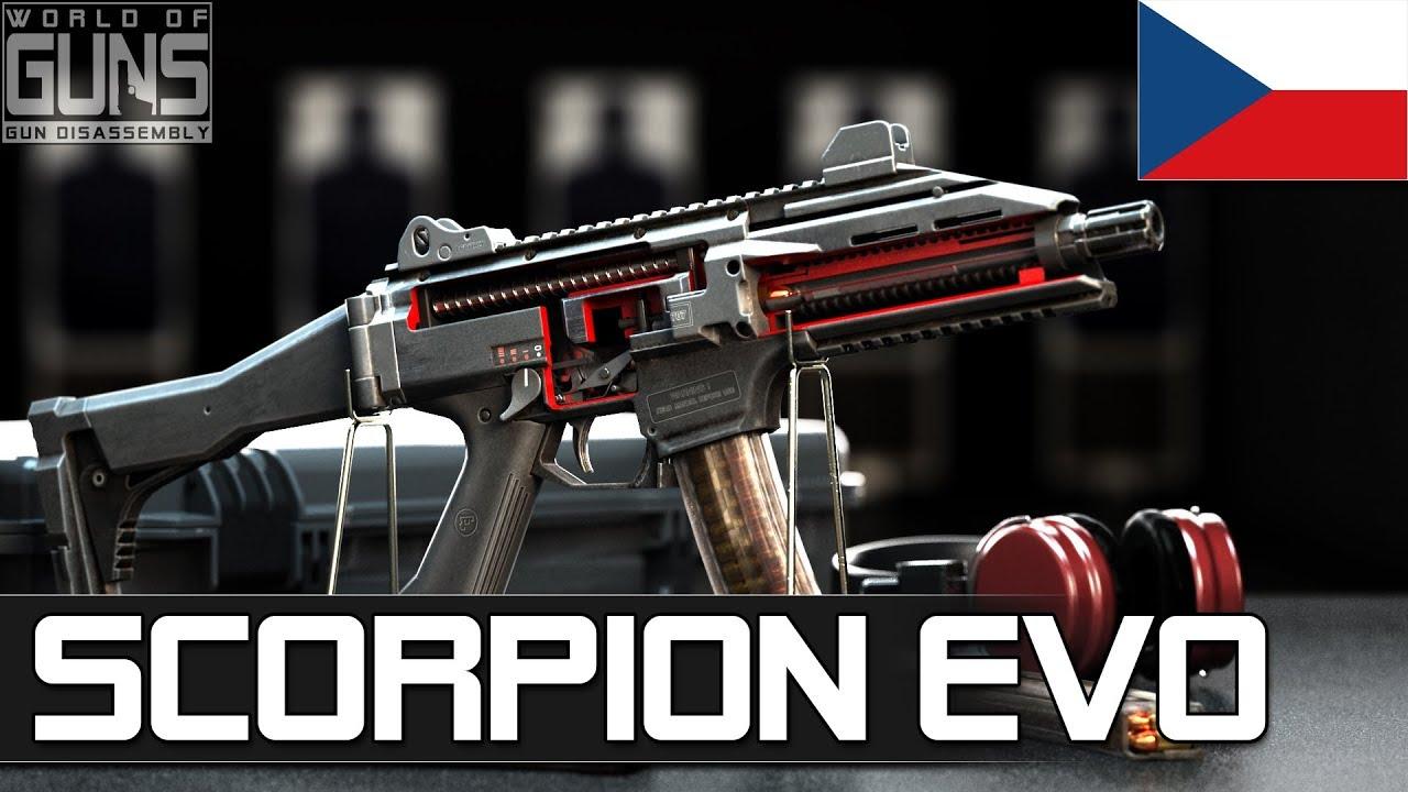 Skorpion EVO III - Modern Firearms