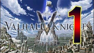 [PSP] Valhalla Knights (Old Prison) ϟ 1