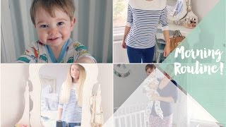 Mummy Morning Routine AD | Dollybowbow