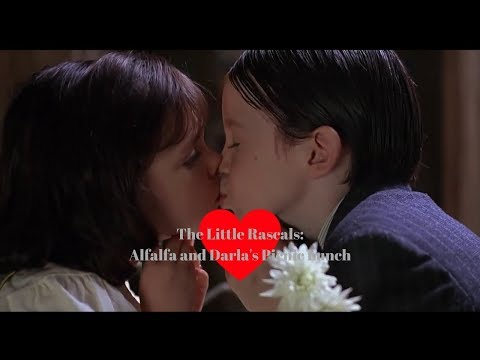 The Little Rascals: Alfalfa and Darlas Picnic Lunch
