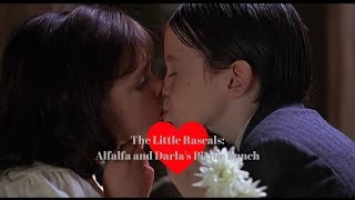 The Little Rascals Alfalfa and Darla 39 s Picnic Lunch