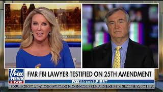 John Malcolm: Fired FBI official Andrew McCabe's Story is a Fantasy