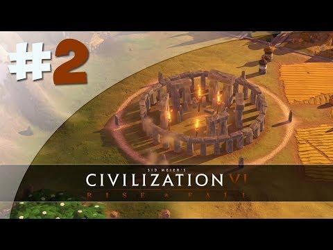 Ecosse - #2 Civilization VI, Rise and Fall