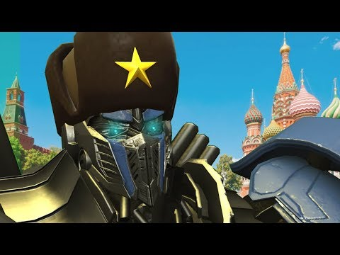 Transformers in Mother Russia [SFM]