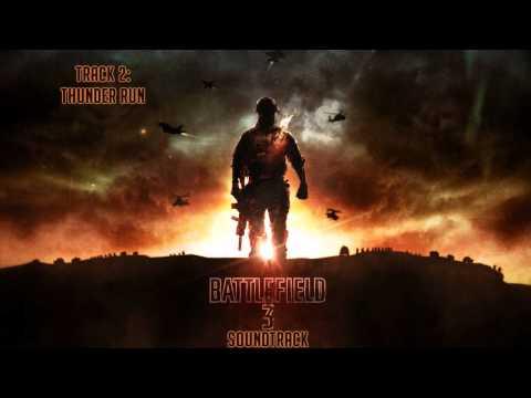 Battlefield 3   Track 02  Thunder Run