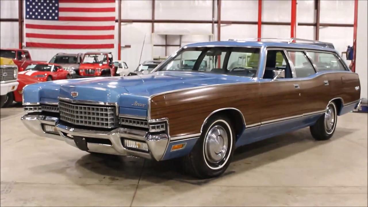 1972 Mercury Marquis Wagon