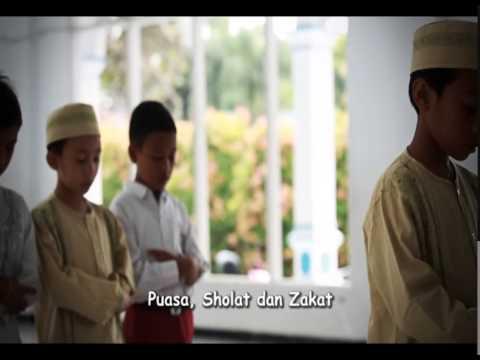 Nasyid Anak 5 Rukun Islam