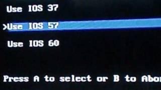 how to install cios 222 223 hermes installer 5 1