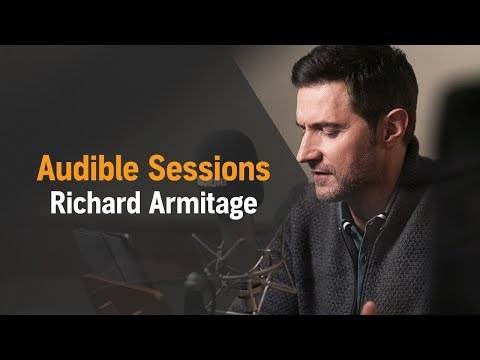 with Richard Armitage  'Their Lost Daughters' Audible Sessions