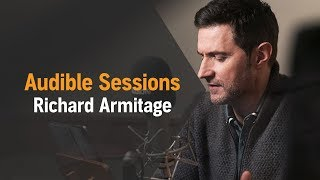 Interview with Richard Armitage | 'Their Lost Daughters' Audible Sessions Poster
