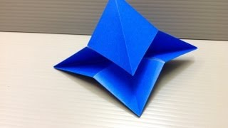 Daily Origami: 079 - Snapper