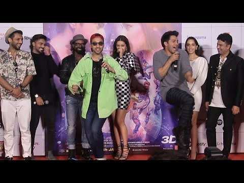 Varun Dhawan NAILED IT 😂 Back To Back Funny Moments | Street Dancer 3 Official Trailer Launch