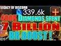 Legacy Of Discord Shiina ULITMATE BR BOOST 7 Billion mp3