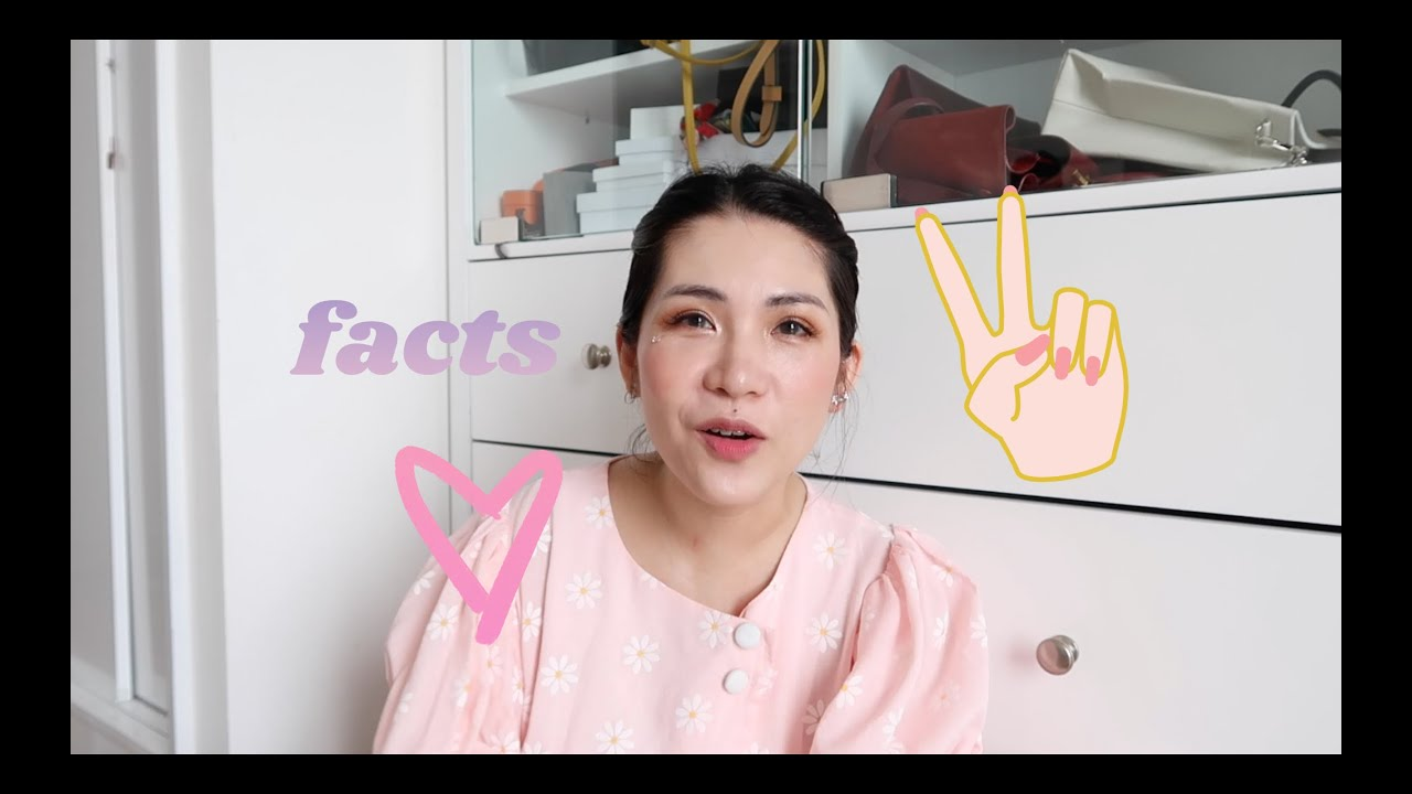 [Weekly VBLOG] facts about me