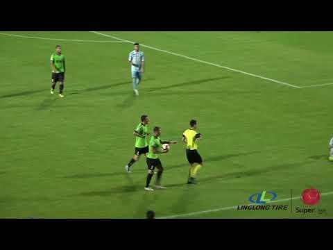 Linglong Tire Super Liga 2019/20 - 3.Kolo: SPARTAK ŽK – TSC 1:2 (1:1)