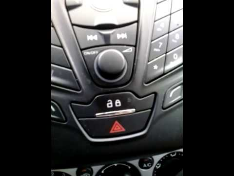 How To Find Door Unlock Switch On 2017 Ford Focus