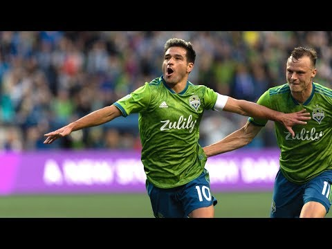 Seattle Sounders - Sounders Stay Unbeaten with 1-0 Win Over RSL