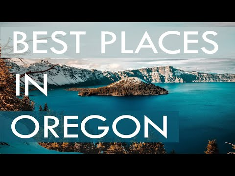 10 Best Travel Destinations in Oregon USA