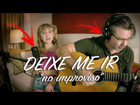 DEIXE ME IR (1Kilo)   COVER LUIZA GATTAI