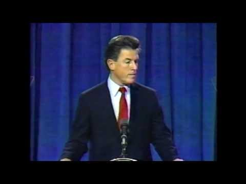 Jim Florio 1990 NJ Budget Message (Center on the American Governor)