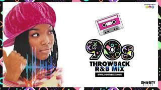 90s Throwback R&B Mix | @DjShortyBless