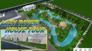 ROBLOX | Willkommen in Bloxburg: Lazy River House Tour
