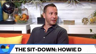 "Backstreet Boys' Howie D Talks New Album ""Which One Am I?"""