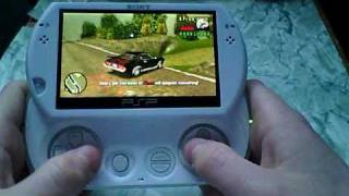 CFW 6.31 Pro on a psp go!!! and loading up a iso (GTA Liberty City Stories) Must See!!!!!!!