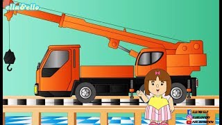 S2-K04 : Jenis Mobil Pengangkut   Kompilasi    Puri Animation Channel