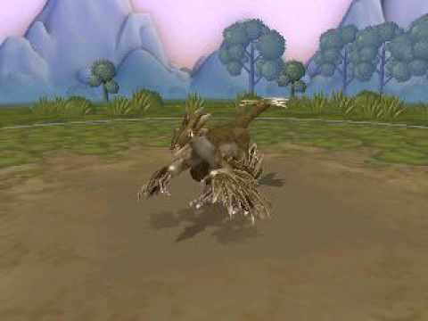 Spore: Microraptor