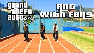 """GTA 5 - RNG Deathmatch - """"RNG WITH FANS"""""""