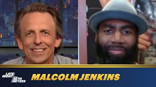 Malcolm Jenkins Went From Subject to Producer of the Documentary Black Boys
