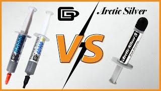 ARCTIC SILVER 5 É MUITO MELHOR QUE GD900 e GD900-1?