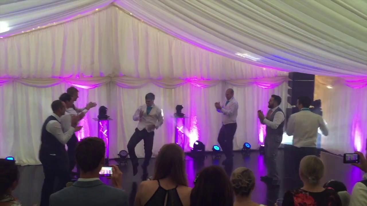 Surprise Group Wedding Dance Medley