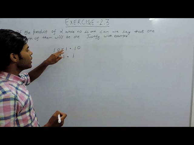 Exercise 2.3 Question 2 NCERT/CBSE Solutions for Class 6th Maths Chapter 2 (Whole Numbers)