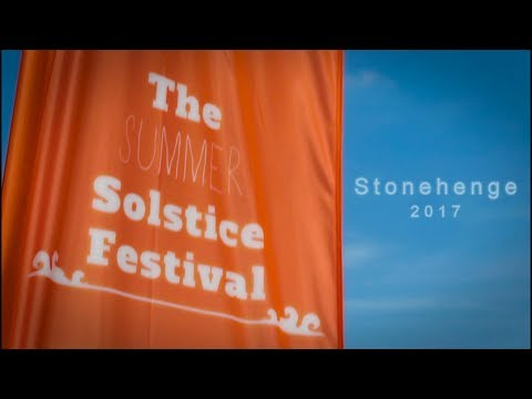 Stonehenge Summer Solstice Festival 2017 (Promo)