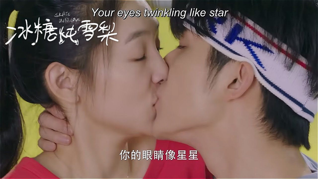 Download 【ENG SUB】Skate Into Love  :Sweet kiss drama collection! Couple's intimate behavior cut