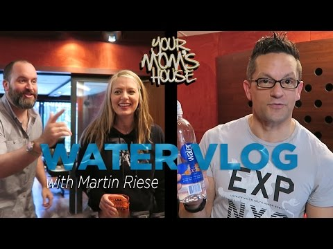 YMH Water Vlog w/ Martin Riese