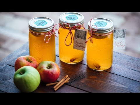 AWESOME Apple Pie Moonshine Recipe In 3min  - GREAT Christmas Gift
