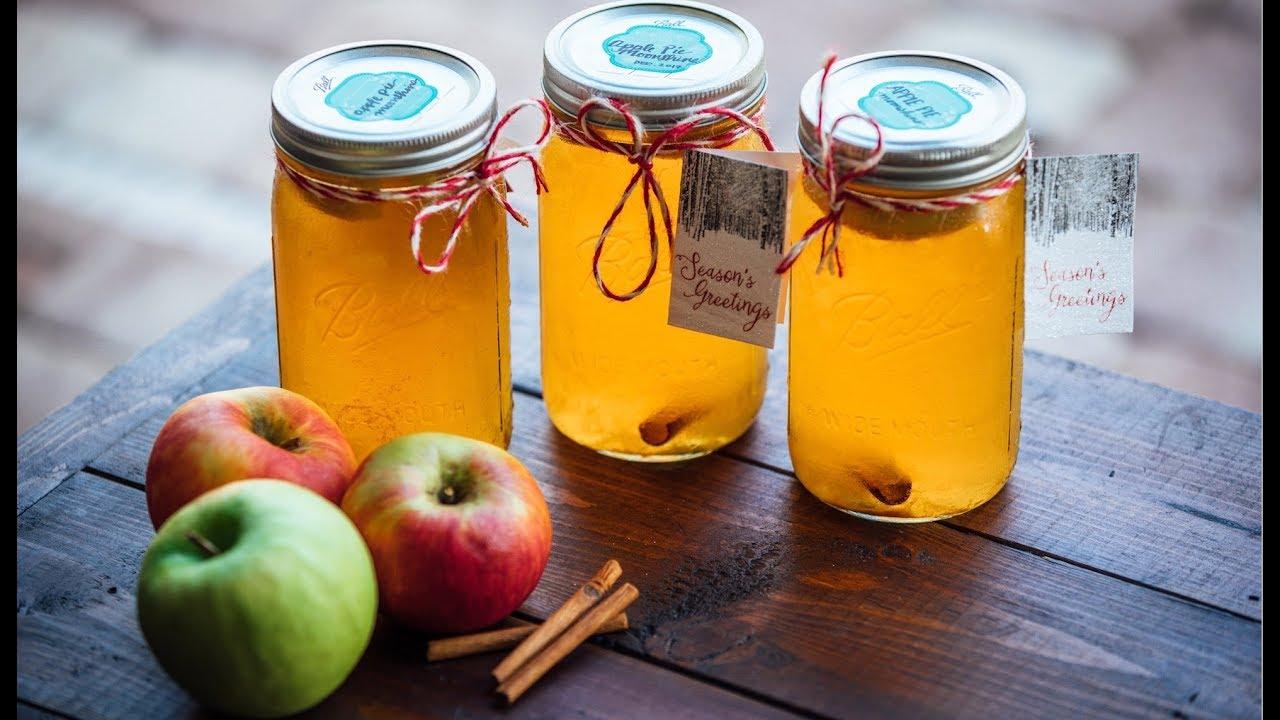 Apple Pie Moonshine Recipe in 3min