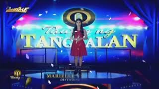 Tawag ng Tanghalan Marielle Montellano - This is My Life