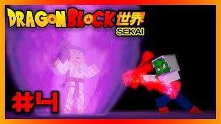 Dragon Block Sekai 世界 : Episode 4 : Saiyan instincts
