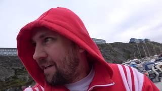 Dziennik z podróży - Nuuk, Grenlandia lipiec 2018