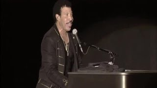 Lionel Richie - Sail On, Sweet Love, Easy, You Are