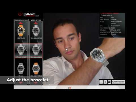 Tissot Augmented Reality Application Demo