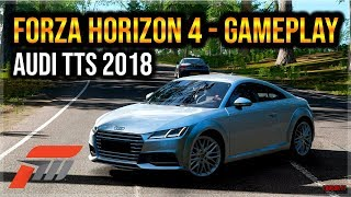 Forza Horizon 4 PC - Audi TTS Coupe 2015 | #1 Test Drive | Gameplay | 1080p & 60 FPS